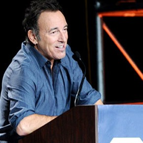 The Boss Man Speaketh: Bruce Springsteen's SXSW keynote address