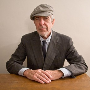Leonard Cohen announces world tour