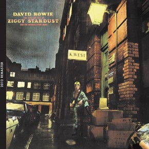 Win the 40th Annniversary Edition of 'Ziggy Stardust' on CD