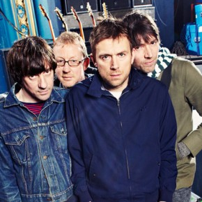 Two brand new tracks from Blur