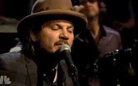 While you were sleeping: Wilco played Fallon
