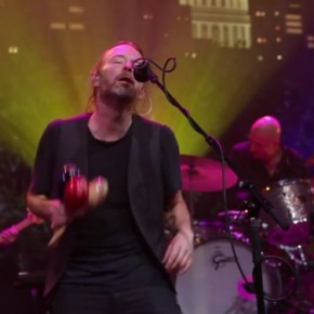 Radiohead play PBS's 'Austin City Limits'