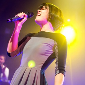 While you were sleeping: Bat For Lashes played Jools Holland